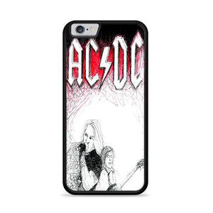 ACDC Band iPhone 6 | iPhone 6S HÜLLE