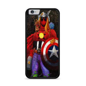 Deadpool The Super Avengers iPhone 6 | iPhone 6S HÜLLE