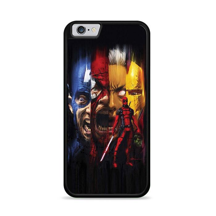 Deadpool vs Avengers iPhone 6 | iPhone 6S HÜLLE