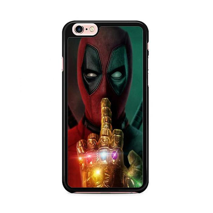 Deadpool Infinity Wars Glove Poster iPhone 6 Plus | iPhone 6S Plus HÜLLE