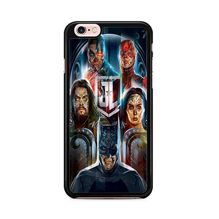Dia de Los Muertos JUSTICE LEAGUE iPhone 6 Plus | iPhone 6S Plus HÜLLE