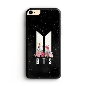 Army BTS Floral iPhone 7 HÜLLE