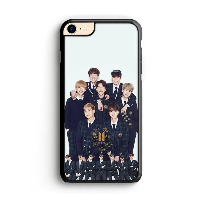 Army BTS Family Festa iPhone 7 HÜLLE