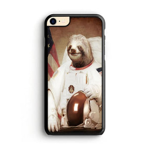 Astronaut Sloth iPhone 7 HÜLLE