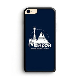 Disney Mordor iPhone 7 HÜLLE