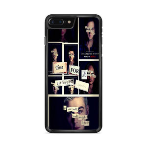 All 13 Reasons Why 2 Poster iPhone 7 HÜLLE Plus