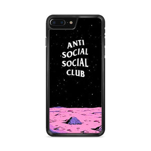 Anti Social Social Club Moon iPhone 7 HÜLLE Plus