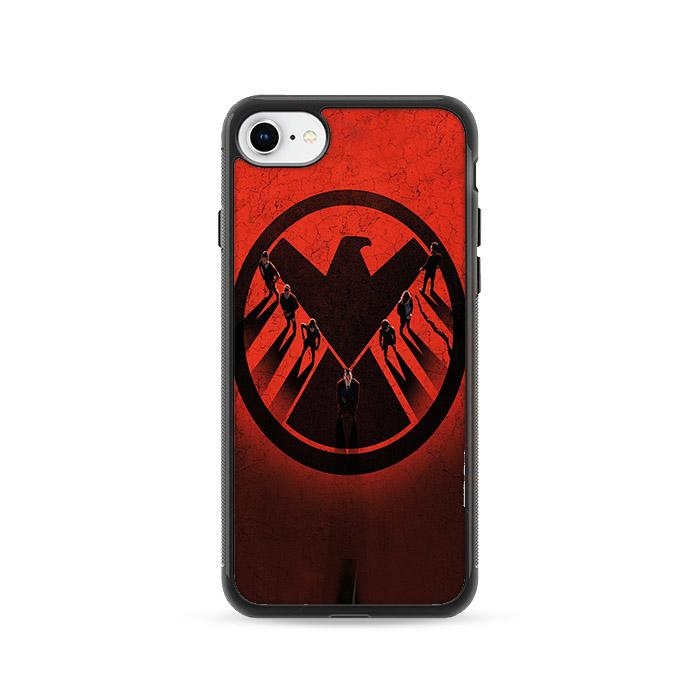 Agents of SHIELD iPhone 8 HÜLLE