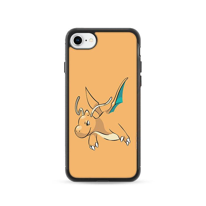 Dragonite Pokemon iPhone 8 HÜLLE
