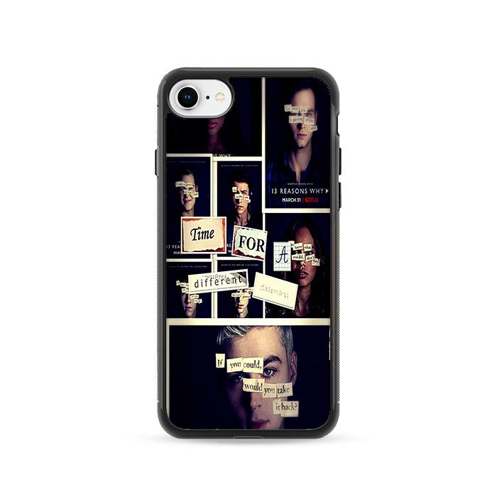 All 13 Reasons Why 2 Poster iPhone 8 HÜLLE