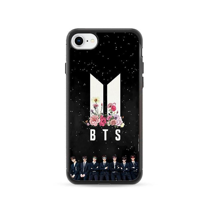 Army BTS Floral Festa iPhone 8 HÜLLE
