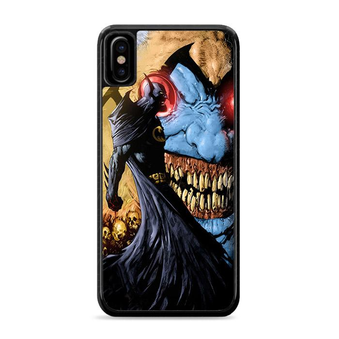 Dark Batman iPhone XS HÜLLE