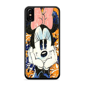 Disney Minnie Mouse iPhone XS HÜLLE