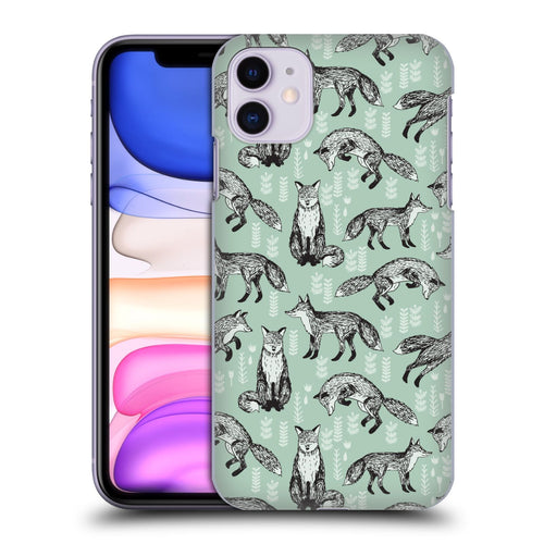 Andrea Lauren Design Animals Fox iphone 5 6 7 8 plus x xs iphone 11 Pro Max HULLE