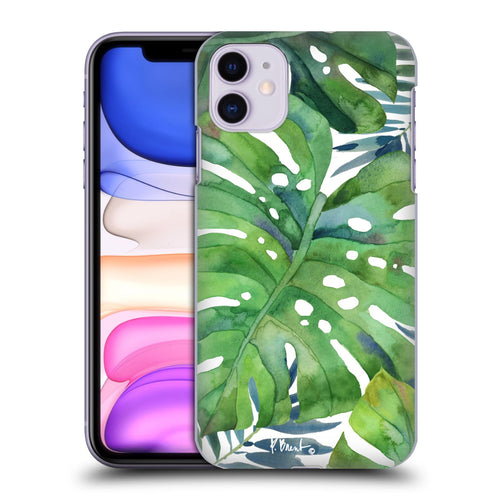 Paul Brent Tropical Palm Fronds iphone 5 6 7 8 plus x xs iphone 11 Pro Max HULLE