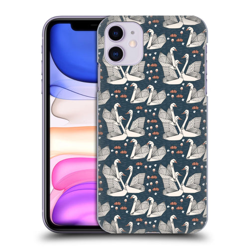Andrea Lauren Design Birds Swans iphone 5 6 7 8 plus x xs iphone 11 Pro Max HULLE
