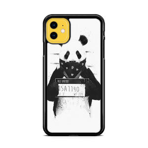 Bad Panda iPhone 11 HÜLLE