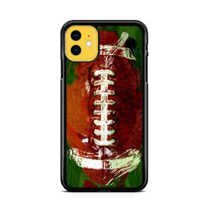 American Football Paint Wallpaper iPhone 11 HÜLLE
