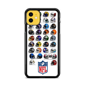Awesome NFL Helmets iPhone 11 HÜLLE