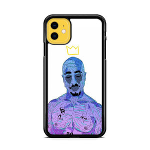 2Pac Tupac iPhone 11 HÜLLE - fingrei