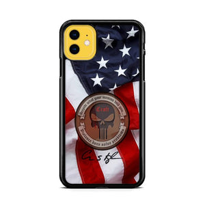 American Sniper Chris Kyle iPhone 11 HÜLLE