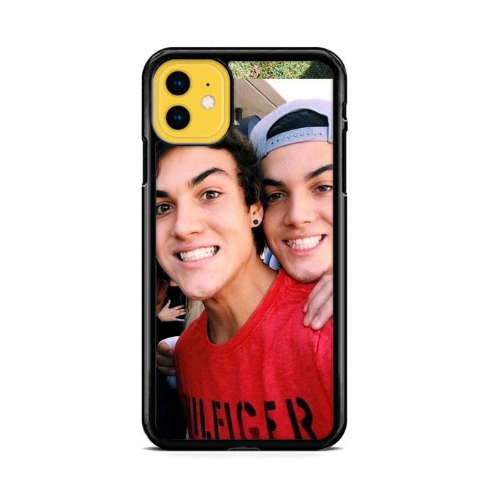 Dolan Twins Photo iPhone 11 HÜLLE