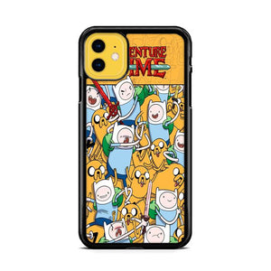 Adventure Time Comic iPhone 11 HÜLLE