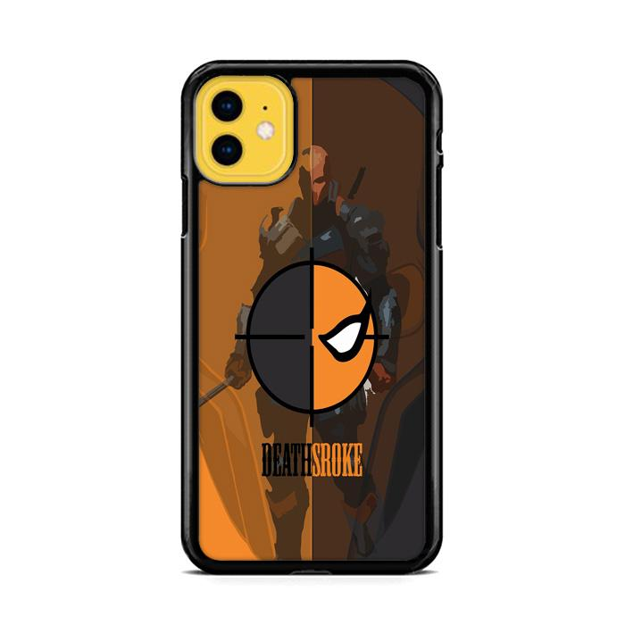 Deathstroke Hero iPhone 11 HÜLLE