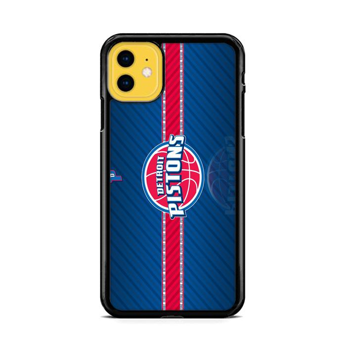 Detroit Pistons Wallpapers iPhone 11 HÜLLE