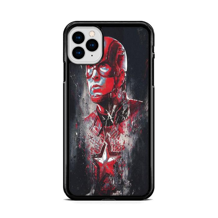 Avengers Endgame Captain America iPhone 11 HÜLLE Pro Max