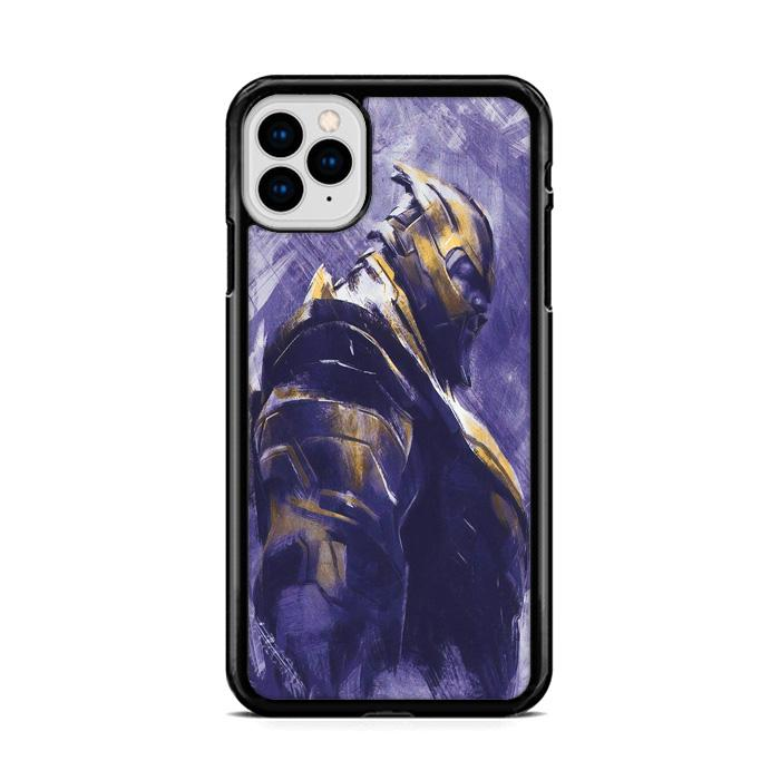 Avengers Endgame Thanos iPhone 11 HÜLLE Pro Cases