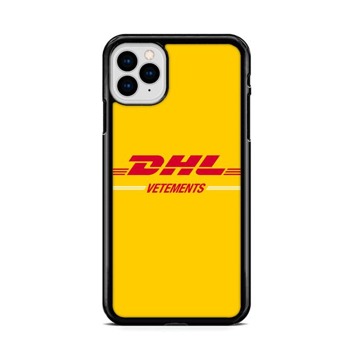 DHL Vetements iPhone 11 HÜLLE Pro Max