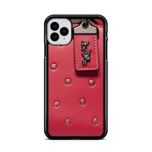 Disney Coach Red iPhone 11 HÜLLE Pro Max