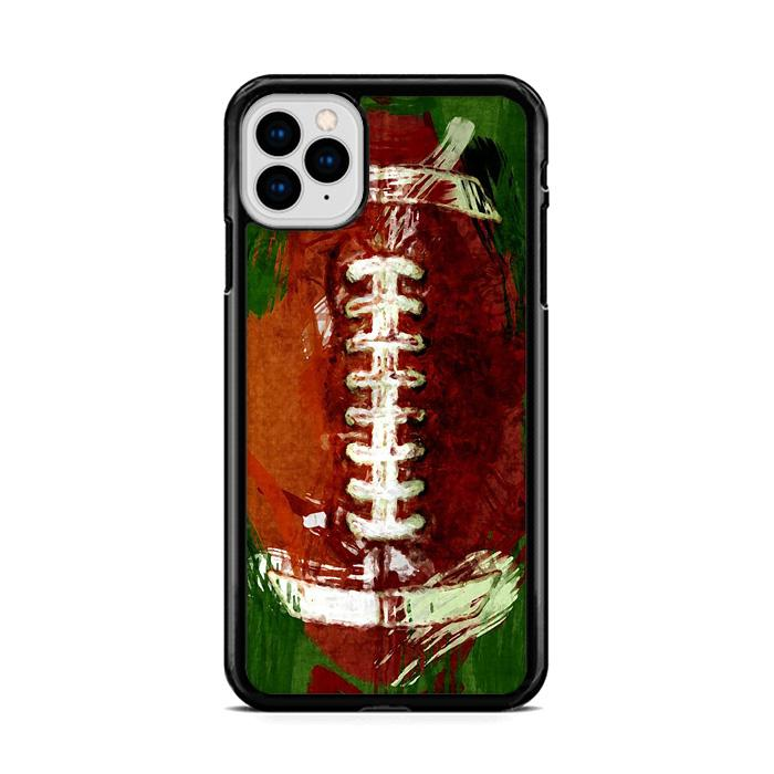 American Football Paint Wallpaper iPhone 11 HÜLLE Pro Max