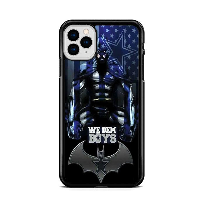 Dallas Cowboys Batman iPhone 11 HÜLLE Pro Cases
