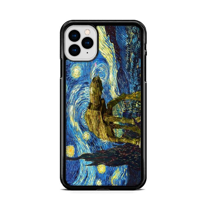 At Star Wars Starry Night iPhone 11 HÜLLE Pro Max