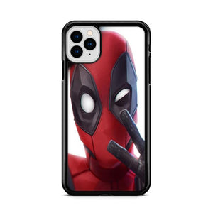 Deadpool Selfie Cam iPhone 11 HÜLLE Pro Max