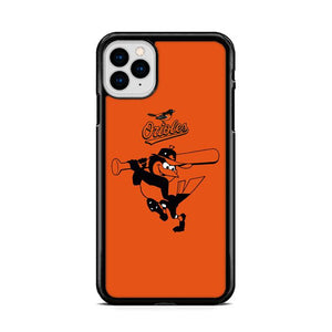 Baltimore Orioles iPhone 11 HÜLLE Pro Cases