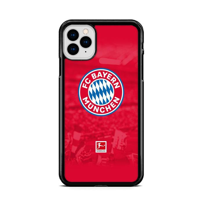 FC Bayern Munchen Bundesliga iPhone 11 HÜLLE Pro Cases