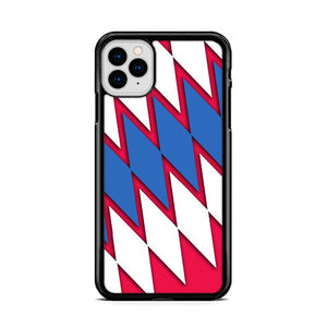 FC Bayern Munchen Pattern iPhone 11 HÜLLE Pro Cases