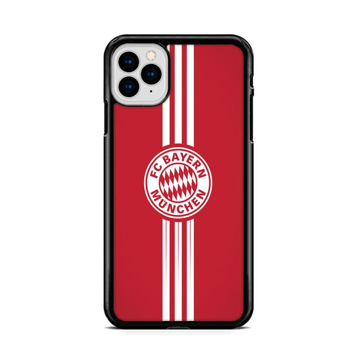 FC Bayern Munchen Red iPhone 11 HÜLLE Pro Cases