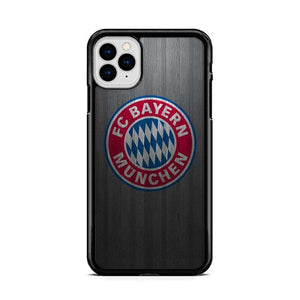 FC Bayern Munchen Wood iPhone 11 HÜLLE Pro Cases