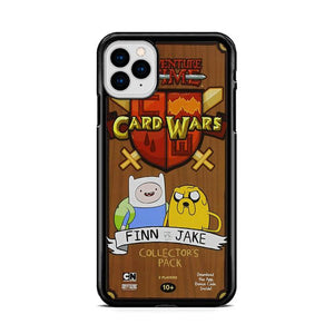 Adventure Time Card Wars iPhone 11 HÜLLE Pro Max