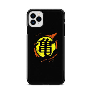 Dragon Ball Logo Noise iPhone 11 HÜLLE Pro Cases