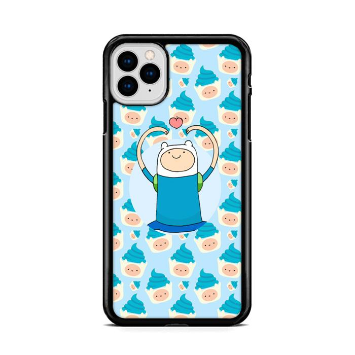 Finn Cake Pattern iPhone 11 HÜLLE Pro Cases