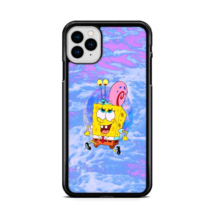 Aesthetic Spongebob Gary iPhone 11 HÜLLE Pro Cases