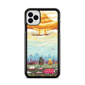 Bikini Atoll Bottom iPhone 11 HÜLLE Pro Cases