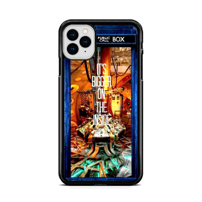 Dr Who Tardis Sherlock iPhone 11 HÜLLE Pro Cases