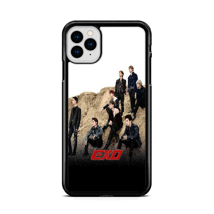 EXO Wallpaper iPhone 11 HÜLLE Pro Cases