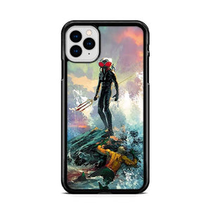 Black Manta iPhone 11 HÜLLE Pro Cases